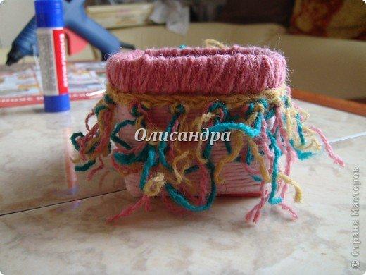 Это кашпо сделано для конкретного дерева...   http://stranamasterov.ru/node/154618 Но, варианты отделки и цветовая гамма могут быть какими-угодно...  Принцип изготовления такой же, как в моей первой коробочке...   http://stranamasterov.ru/node/141514 но...есть и отличия... фото 16