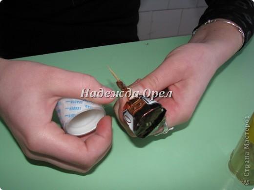 """Мы с моей ученицей Аленой (умницей, красавицей) делали конкурсную работу на тему """"Сувенир к Евро 2012"""" Надеюсь Вам пригодится.  фото 5"""