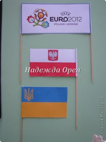 """Мы с моей ученицей Аленой (умницей, красавицей) делали конкурсную работу на тему """"Сувенир к Евро 2012"""" Надеюсь Вам пригодится.  фото 14"""