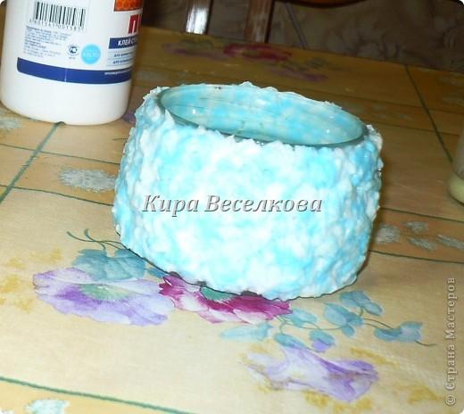 Цветочные шары из салфеток фото 14