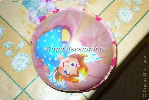 Цветочные шары из салфеток фото 2