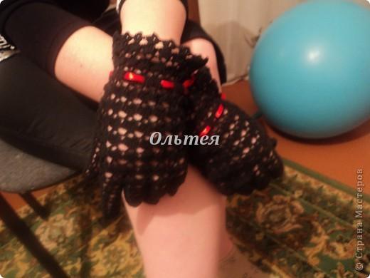 Еще перчаточки  фото 1