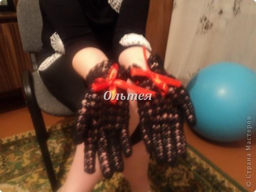 Еще перчаточки  фото 2