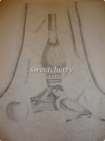 Нарисовано карандашом фото 2