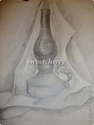 Нарисовано карандашом фото 1