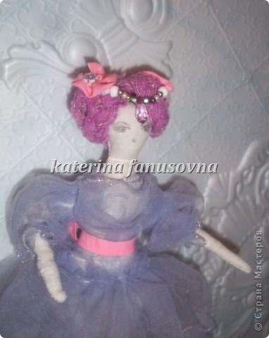 кукла в рамочке фото 3