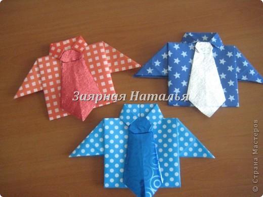 Мои поделки - оригами фото 2