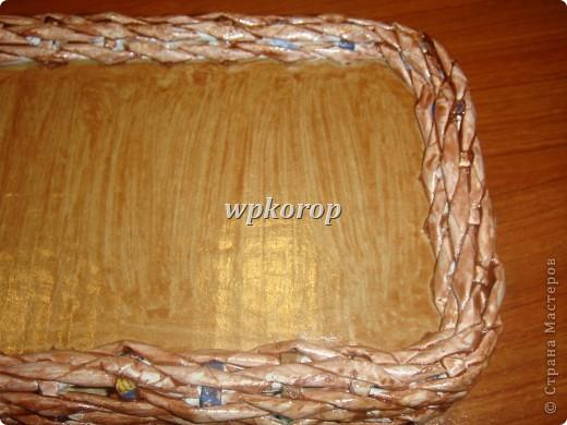 Корзинка для мелочей 24х15 см.  фото 3