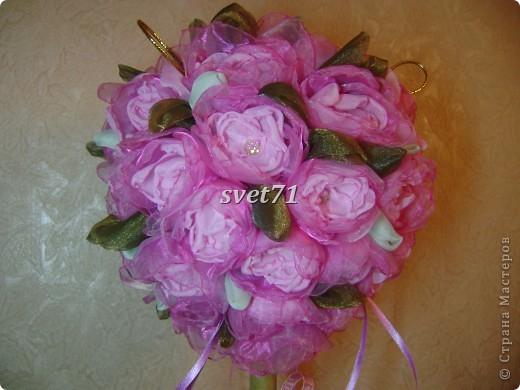 Розовее розового))Европейское дерво. фото 2