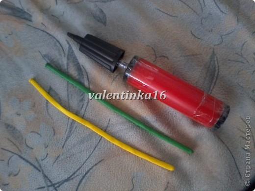Мастер-класс Твистинг Цветы из шаров + МК Шарики воздушные фото 2
