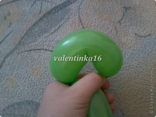 Мастер-класс Твистинг Цветы из шаров + МК Шарики воздушные фото 14