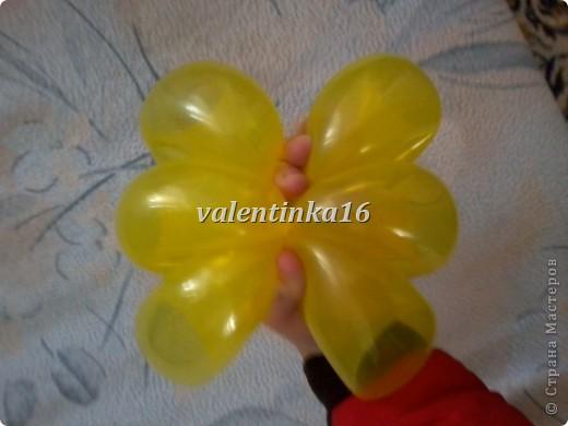 Мастер-класс Твистинг Цветы из шаров + МК Шарики воздушные фото 24