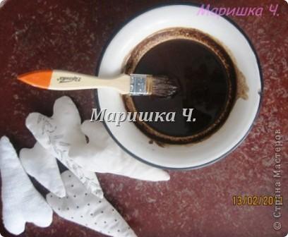 Кофейные сердечки фото 3