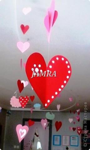 Здравствуйте мои многоуважаемые жители Страны Мастеров ! К сожалению день Св. Валентина в прошлом , надеюсь он удачно у Вас прошел !?  Как провели его мы , вернее как к нему подготовились , хотелось бы Вам показать . Некоторые идеи можно с легкостью применить к 8 Марта !   фото 8