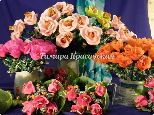 Букетики = 120 цветочков фото 1