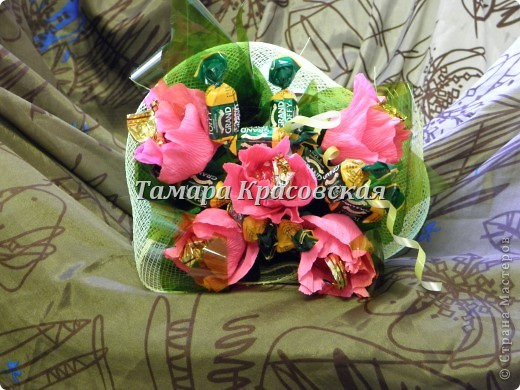 Букетики = 120 цветочков фото 3