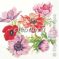 Украшение в технике Sospeso Trasparente, выполненное из салфетки фото 3