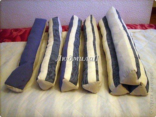 А это моя Тайская подушка.Заготовки.Уже три  из них-соединила. фото 1