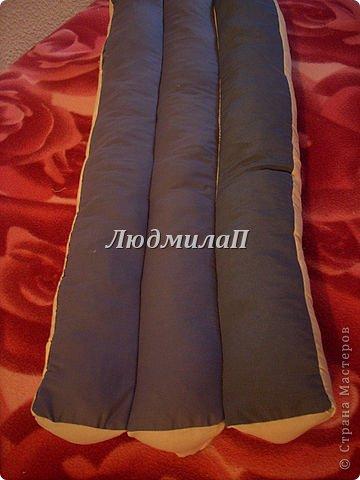 А это моя Тайская подушка.Заготовки.Уже три  из них-соединила. фото 2