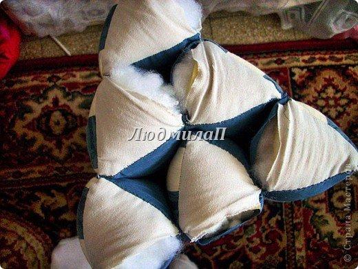 А это моя Тайская подушка.Заготовки.Уже три  из них-соединила. фото 5