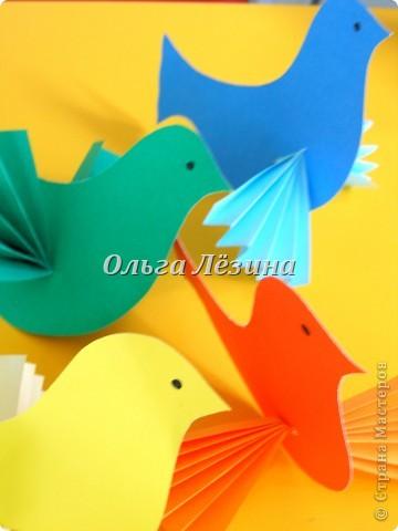 Глянь на небо: Птички летят, Колокольчики звенят! фото 1