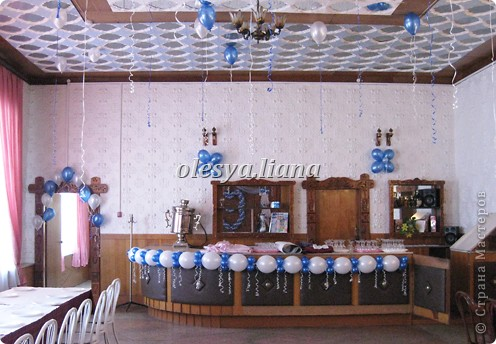 Синяя свадьба :))) фото 6