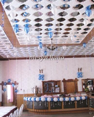 Синяя свадьба :))) фото 7
