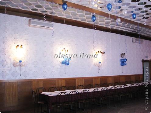 Синяя свадьба :))) фото 5