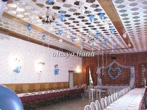 Синяя свадьба :))) фото 2