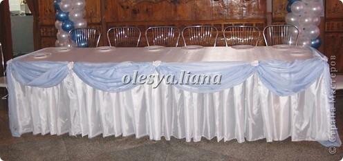 Синяя свадьба :))) фото 4