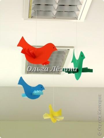Глянь на небо: Птички летят, Колокольчики звенят! фото 6