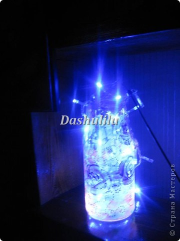 Светильник за пол часа:) фото 3