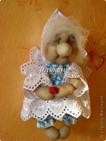 ПРОБА ПЕРА...... это моя бабулечка-ангелочек.... У всех ангелы и сплюшки... а у меня всё в одном флаконе.....