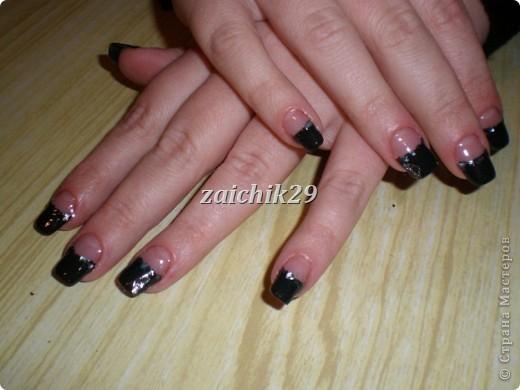 Мои наращивания ногтей фото 1