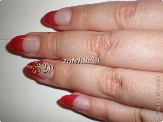 Мои наращивания ногтей фото 7