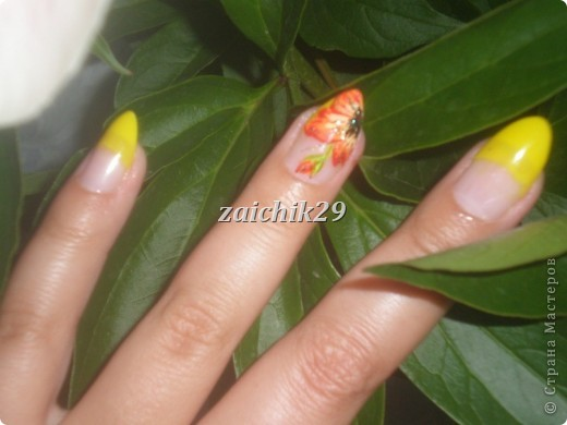 Мои наращивания ногтей фото 9
