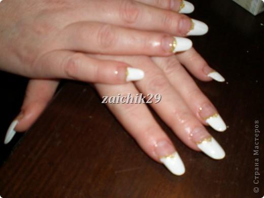 Мои наращивания ногтей фото 10