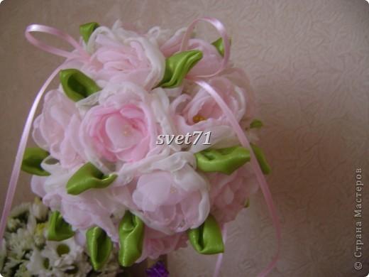 """Розовое дерево""""Светланка"""" фото 2"""