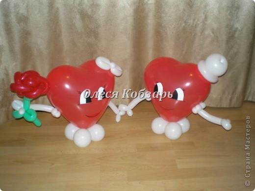 p1280009-1 Как сделать цветок из шарика своими руками (подборка мастер-классов и видео)