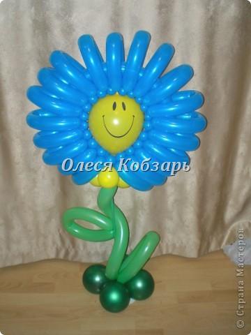 pb160001-1 Как сделать цветок из шарика своими руками (подборка мастер-классов и видео)