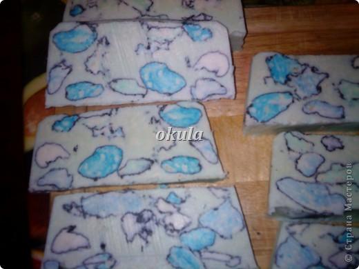 Мыльные пироженные, самое моё любимое произведение из мыла))) очень люблю их делать)))) фото 16