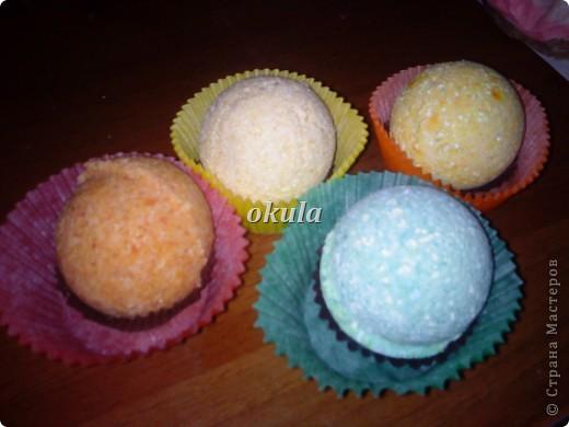 Мыльные пироженные, самое моё любимое произведение из мыла))) очень люблю их делать)))) фото 18