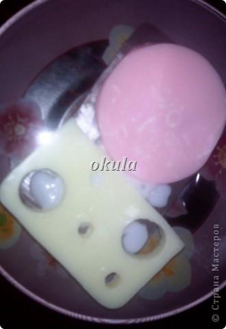 Мыльные пироженные, самое моё любимое произведение из мыла))) очень люблю их делать)))) фото 5