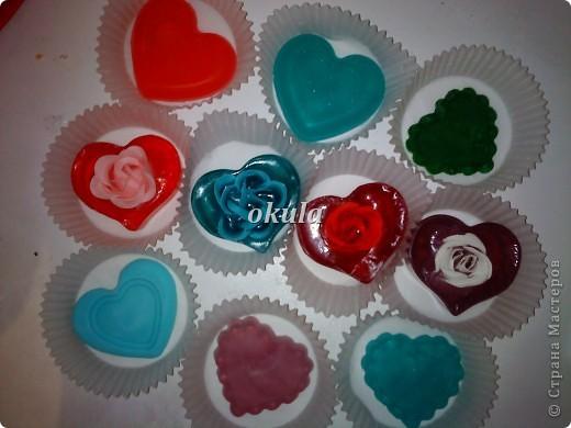 Мыльные пироженные, самое моё любимое произведение из мыла))) очень люблю их делать)))) фото 22