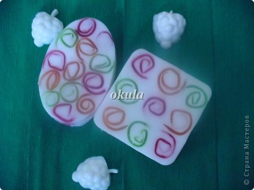 Мыльные пироженные, самое моё любимое произведение из мыла))) очень люблю их делать)))) фото 7