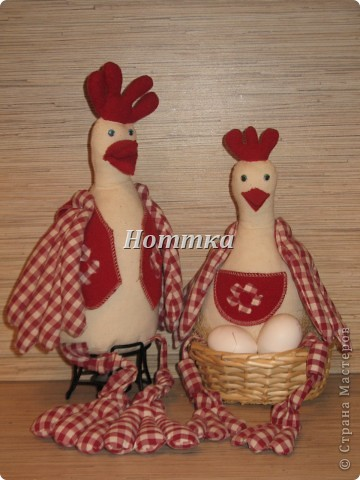 Куриная семейка
