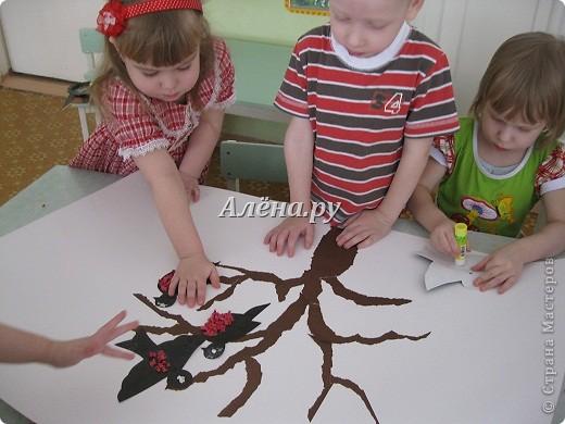"""Этот плакат мы делали к экологической акции """"Покормите птиц зимой!"""" фото 3"""