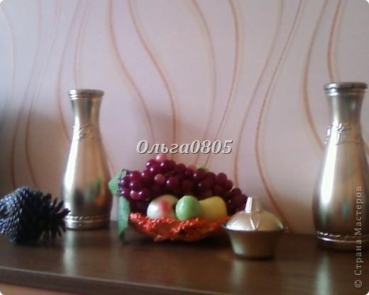 """Набор""""Оранжевое настроение"""",работа выполнена с применением крупы, клея ПВА, гуаши, лака. фото 14"""