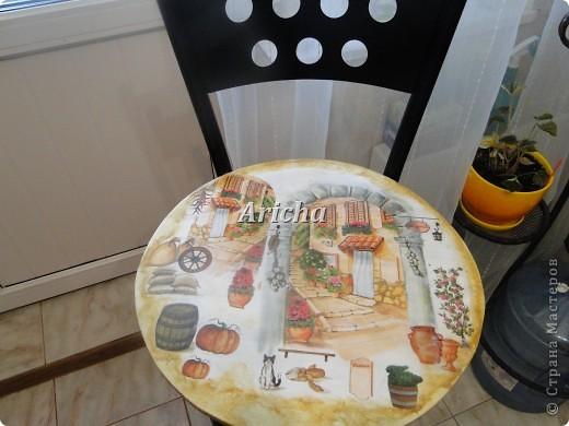 Очередной стульчик фото 1