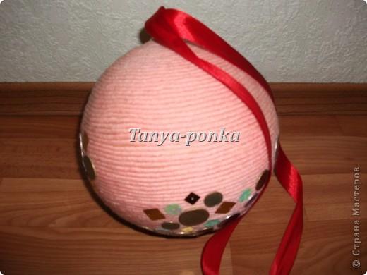 Вот такой у меня денежный шар! фото 3
